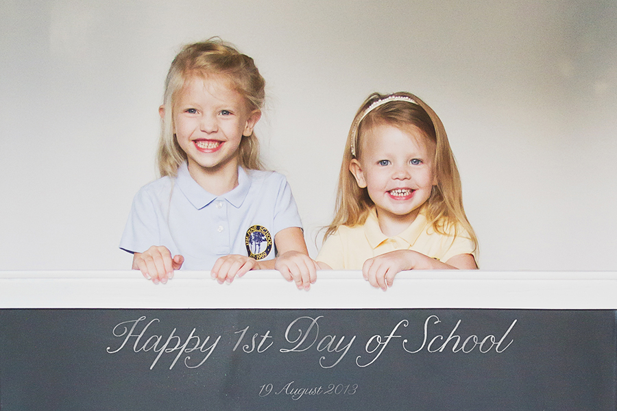 2013Aug19 - Happy First Day of School